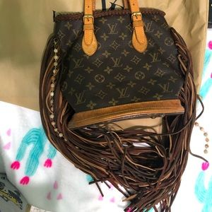 Vintage Boho  Louis Vuitton purse